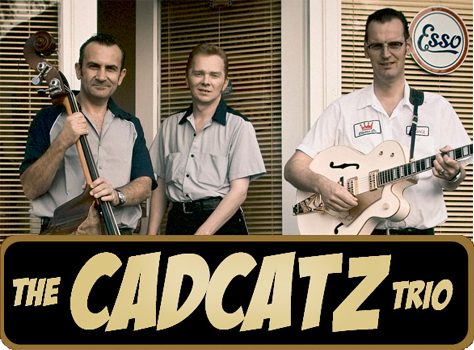 The Cadcatz Trio